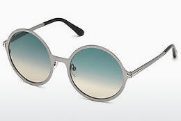 solbrille Tom Ford FT0572 14W - Grå, Shiny, Bright