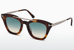 solbrille Tom Ford FT0575 53P - Gul, Brun, Havanna