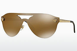 solbrille Versace VE2161 1002F9 - Gull