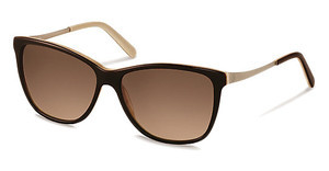Bogner BG003 C sun protect brown gradient - 77%chocolate sand layered, light gold