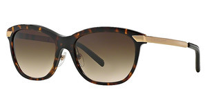 Burberry BE4169Q 300213 BROWN GRADIENTDARK HAVANA