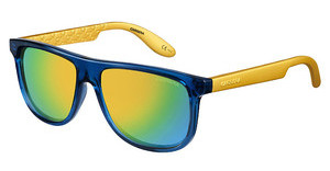 Carrera CARRERINO 13 MAA/CU BROWN SP YELLOWBLUE LIME (BROWN SP YELLOW)