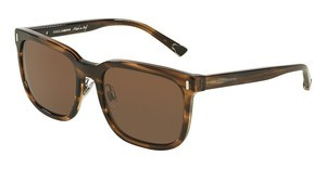 Dolce & Gabbana DG4271 292573 BROWNSTRIPED TOBACCO