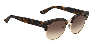 Gucci GG 4278/S LZU/D8 BROWN DSHVNBRW GD (BROWN DS)