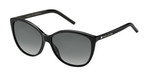Marc Jacobs MARC 69/S 807/WJ GREY SF PZBLACK