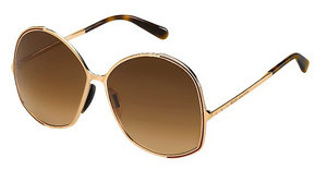 Marc Jacobs MJ 621/S KSA/UP BROWN SFREDGDBRGN