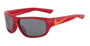 Nike NIKE MERCURIAL EV0887 603 GYM RED/HYPER CRIMSON WITH GREY W/SILVER FLASH LENS LENS
