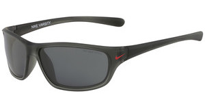 Nike NIKE VARSITY EV0821 005 CRYSTAL MATTE DARK GREY/UNIVERSITY RED WITH GREY LENS