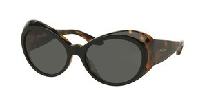 Ralph Lauren RL8139 557987 GREYTOP BLACK ON SPOTTY HAVANA