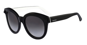 Valentino V684S 015 BLACK/WHITE
