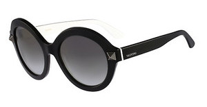 Valentino V696S 015 BLACK/WHITE