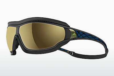 solbrille Adidas Tycane Pro Outdoor L (A196 6051) - Sort