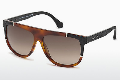 solbrille Balenciaga BA0025 53K - Havanna, Yellow, Blond, Brown