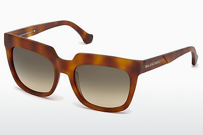 solbrille Balenciaga BA0068 53B - Havanna, Yellow, Blond, Brown