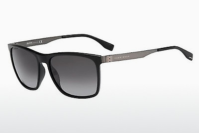 solbrille Boss BOSS 0671/S LB0/HD - Sort, Sølv