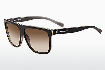 solbrille Boss Orange BO 0082/S 7V8/CC - Sort, Brun