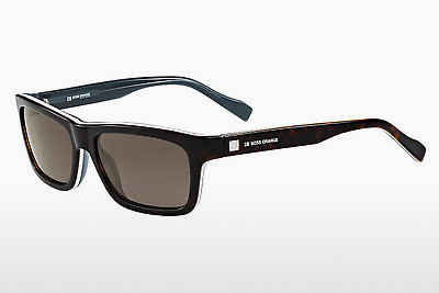 solbrille Boss Orange BO 0094/S L9S/70 - Havanna, Hvit, Grå