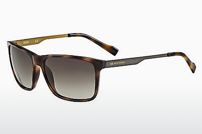 solbrille Boss Orange BO 0163/S 8XL/HA - Brun, Havanna