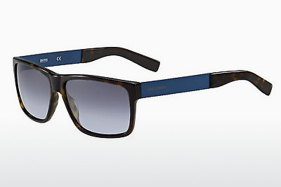 solbrille Boss Orange BO 0196/S 7Q5/LL - Blå, Brun, Havanna
