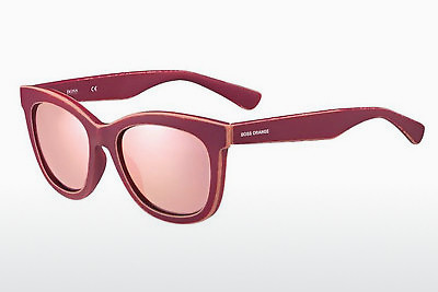 solbrille Boss Orange BO 0199/S 9DW/0J - Rød, Rosa