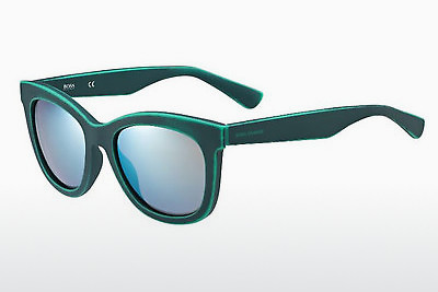 solbrille Boss Orange BO 0199/S 9E2/T7 - Grønn, Teal