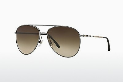 solbrille Burberry BE3072 100313 - Grå
