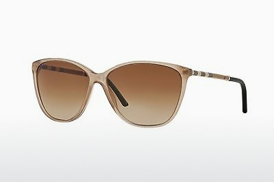 solbrille Burberry BE4117 301213 - Sand