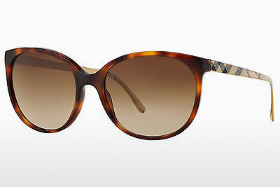 solbrille Burberry BE4146 340713 - Brun, Havanna