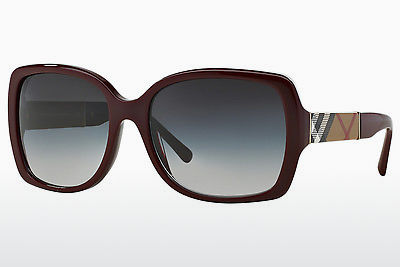 solbrille Burberry BE4160 34038G - Rød, Bordeaux