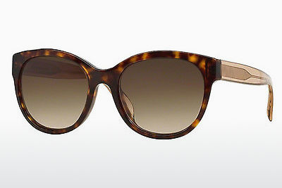 solbrille Burberry BE4187 350613 - Brun, Havanna