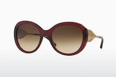 solbrille Burberry BE4191 301413 - Rød, Bordeaux