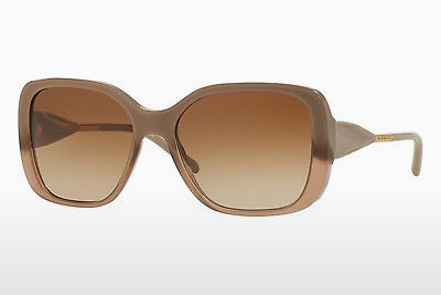 solbrille Burberry BE4192 351613 - Brun, Beige