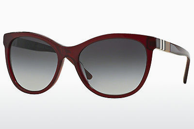 solbrille Burberry BE4199 35438G - Rød, Bordeaux