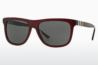 solbrille Burberry BE4201 354387 - Rød, Bordeaux