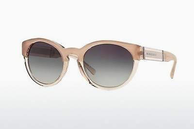 solbrille Burberry BE4205 35608G - Nude