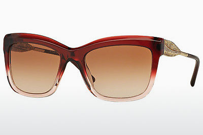 solbrille Burberry BE4207 355313 - Rød, Bordeaux