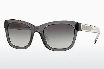 solbrille Burberry BE4209 35448G - Grå