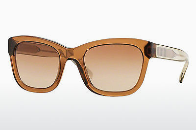 solbrille Burberry BE4209 356413 - Brun