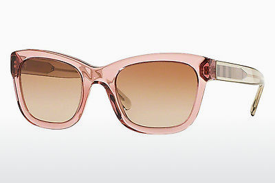 solbrille Burberry BE4209 356513 - Rosa