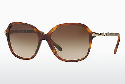 solbrille Burberry BE4228 331613 - Brun, Havanna