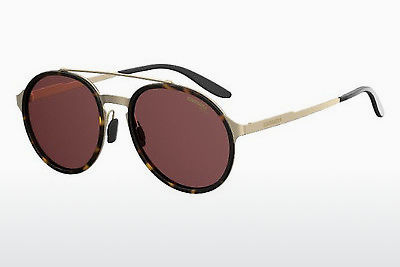 solbrille Carrera CARRERA 140/S 8SO/W6 - Gull, Brun, Havanna