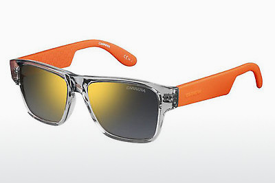 solbrille Carrera CARRERINO 15 KVU/MV - Sort, Grå, Transparent