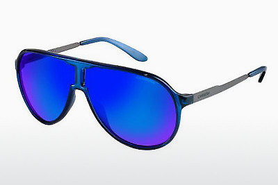 solbrille Carrera NEW CHAMPION 8FS/Z0 - Blå