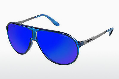 solbrille Carrera NEW CHAMPION/L 8FS/Z0 - Blå