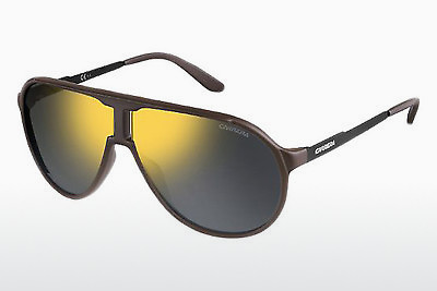 solbrille Carrera NEW CHAMPION/L 8H7/MV - Brun, Sort