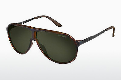 solbrille Carrera NEW CHAMPION L2L/QT - Sort, Brun, Havanna