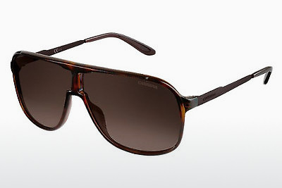 solbrille Carrera NEW SAFARI KME/J6 - Havanna, Brun