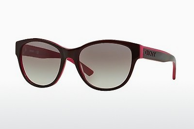 solbrille DKNY DY4133 368611 - Sort