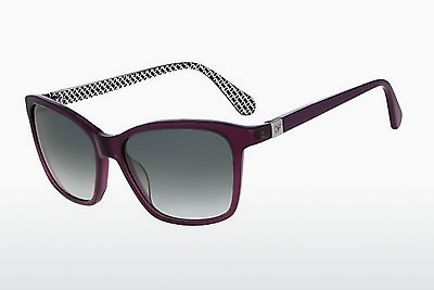 solbrille Diane von Fürstenberg DVF600S COURTNEY 513 - Purpur