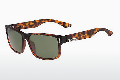solbrille Dragon DR512S COUNT 226 - Brun, Havanna